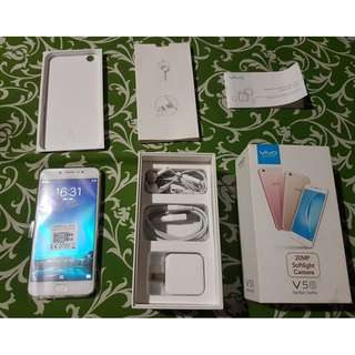 Vivo V5s - Complete Package