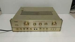 華成FNSD雙聲道擴大機HA-718
