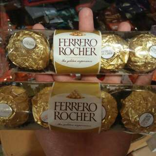 FERRERO ROCHER (4pcs)