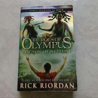 Heros Of Olympus: The Son Of Neptune