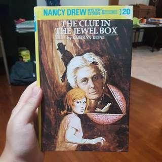 Nancy Drew- The Clue In The Jewel Box