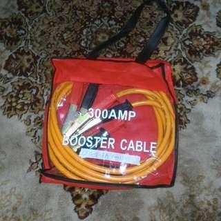 Jumper Cable 300Amp Wayar Tebal Toyota Nissan Almera Granglivina Honda Evo Ek9 Persona Myvi Kelisa Perodua
