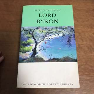 lord byron poems