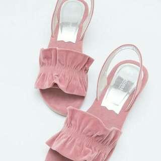 Renee Heels Pink