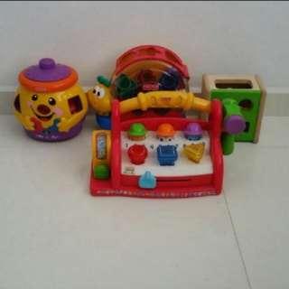 Fisher Price Toys bundle