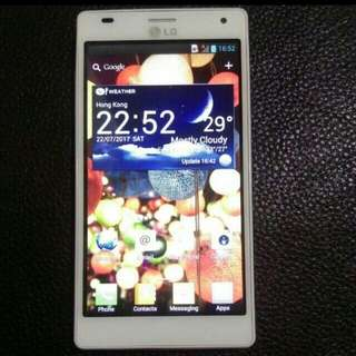 LG Optimus 4X HD Original