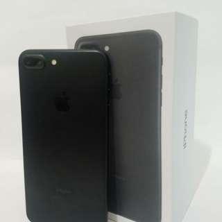 Iphone 7 Plus 128gb Black Mate