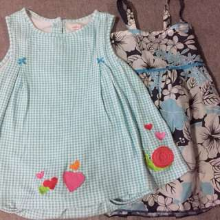 Baby dress/cover up