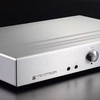 法國制造Micromega IA-60 擴音機跟搖控