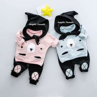 Baby Clothing Baby Girl Baby Boy Shirt Jumpsuit Toddler Kids Bear (0-2 Years)