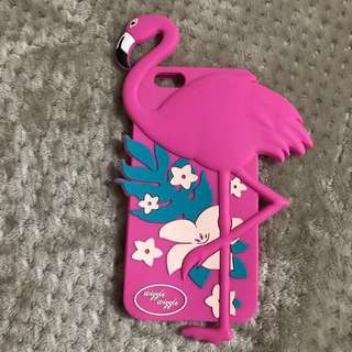 Flamingo Case - 6 PLUS/ 6S PLUS