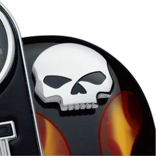 Authentic Harley-Davidson® Skull Collection Fuel Cap