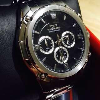 Technos Chronograph T6282