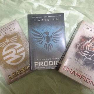 Legend Trilogy