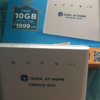 Globe Home Wifi
