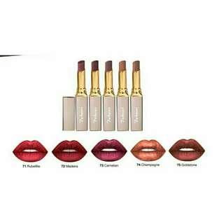 READY !!! Color Matte lipstick Metallic