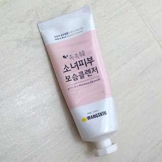 Cleansing Foam WANGSKIN Korea