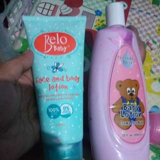 Baby Lotions take 2