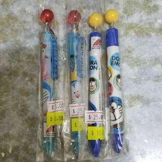 Giftland 叮噹 鉛芯筆 4支
