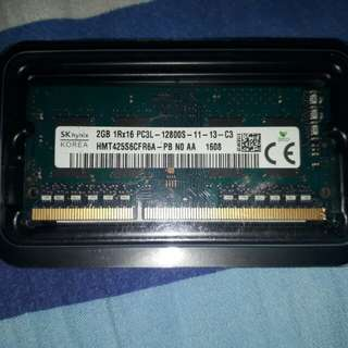 2gb ram ddr3 sodimm 1333 for laptop