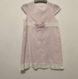 Chateau de Sable Pink Roses Dress