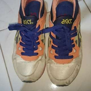 Sneakers asics original made in vietnam