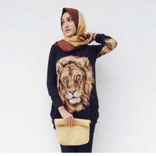 Hijab twotone