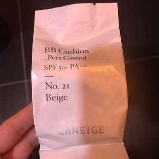 Laneige BB Cushion Refill BN
