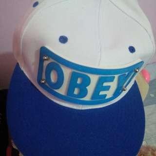 OBEY HAT - used only once