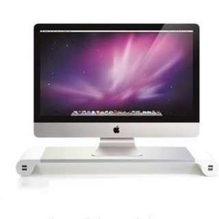 IMac macbook air 手提電腦 mon 支架 可充 iphonex 8 plus mate10 LG V30