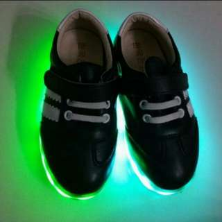 toddler LED colourful light Shoes