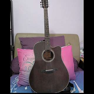 Preloved REX Acoustic Guitar