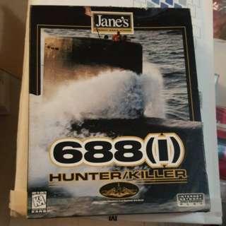 688(I) Hunter/Killer Combat Simulation PC Game