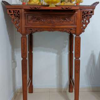 Altar Table (Rosewood)