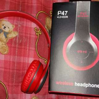 🚚 Wireless headphone