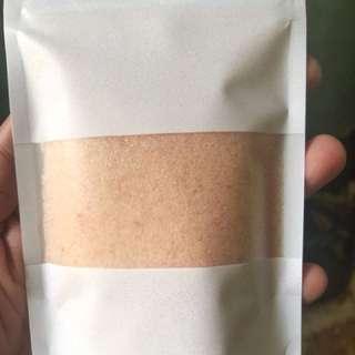 Authentic Fine Pink Salt