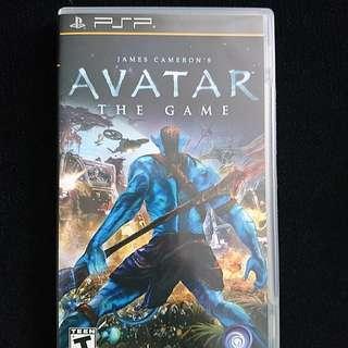 PSP: Avatar