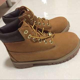 Timberland Shoes 童裝 Size Eu 34