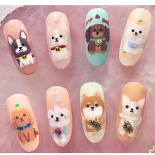 Sanrio Nails