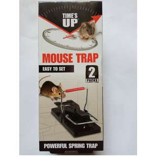 Mouse Trap (Last Box)