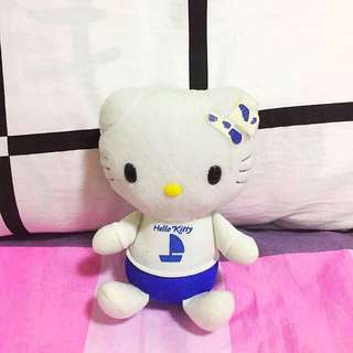 Original Hello Kitty Stuffed Toy (Sailor)