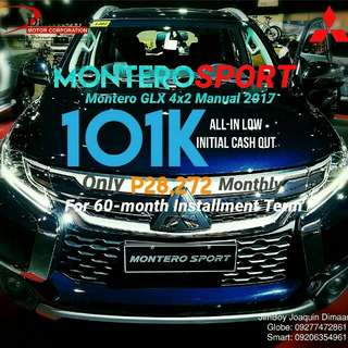 Mitsubishi Montero LOW DOWN Promo SURE Approval NO Minimum Requirements DIAL NOW! 09277472861 or 09206354961