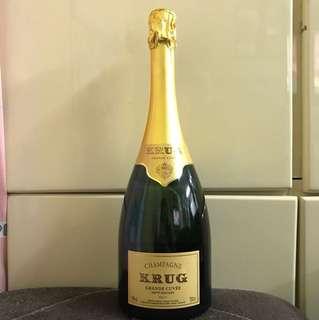 KRUG CRANDE CUVÉE 163eme Edition香檳