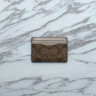 Coach card holder 咭套