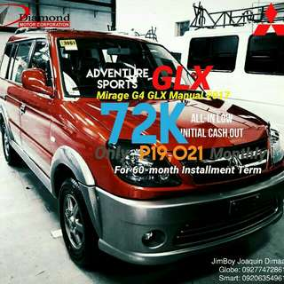 Mitsubishi Adventure LOW DOWN Promo SURE Approval NO Minimum Requirements DIAL NOW! 09277472861 or 09206354961