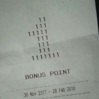 Ntuc points 24 pts