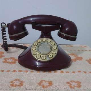 Vintages home line telephone,