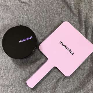 Moonshot cushion with free mirror