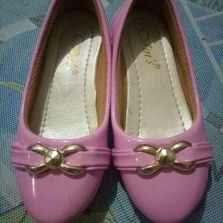Sepatu anak wanita size 29