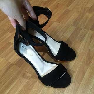 Vimemo Strap Heels